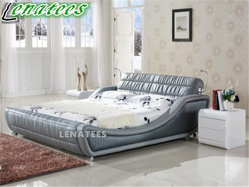 designer bed furniture. Brilliant Bed China A117 Fancy Europe Bedroom Furniture Designer Bed With LED Light USB  Charger  Bed Modern With