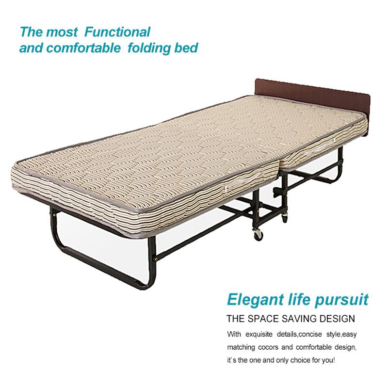 Portable Folding Bed Foam Mattress