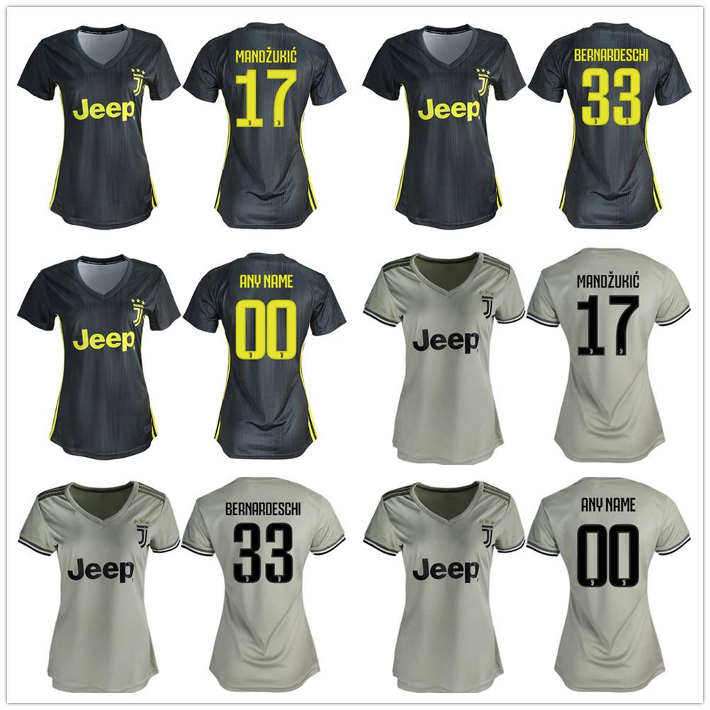 new style 470d8 357fa [Hot Item] Juventus Soccer Jersey Ronaldo Maillots De Football Shirt  Bernardeschi Mandzukic