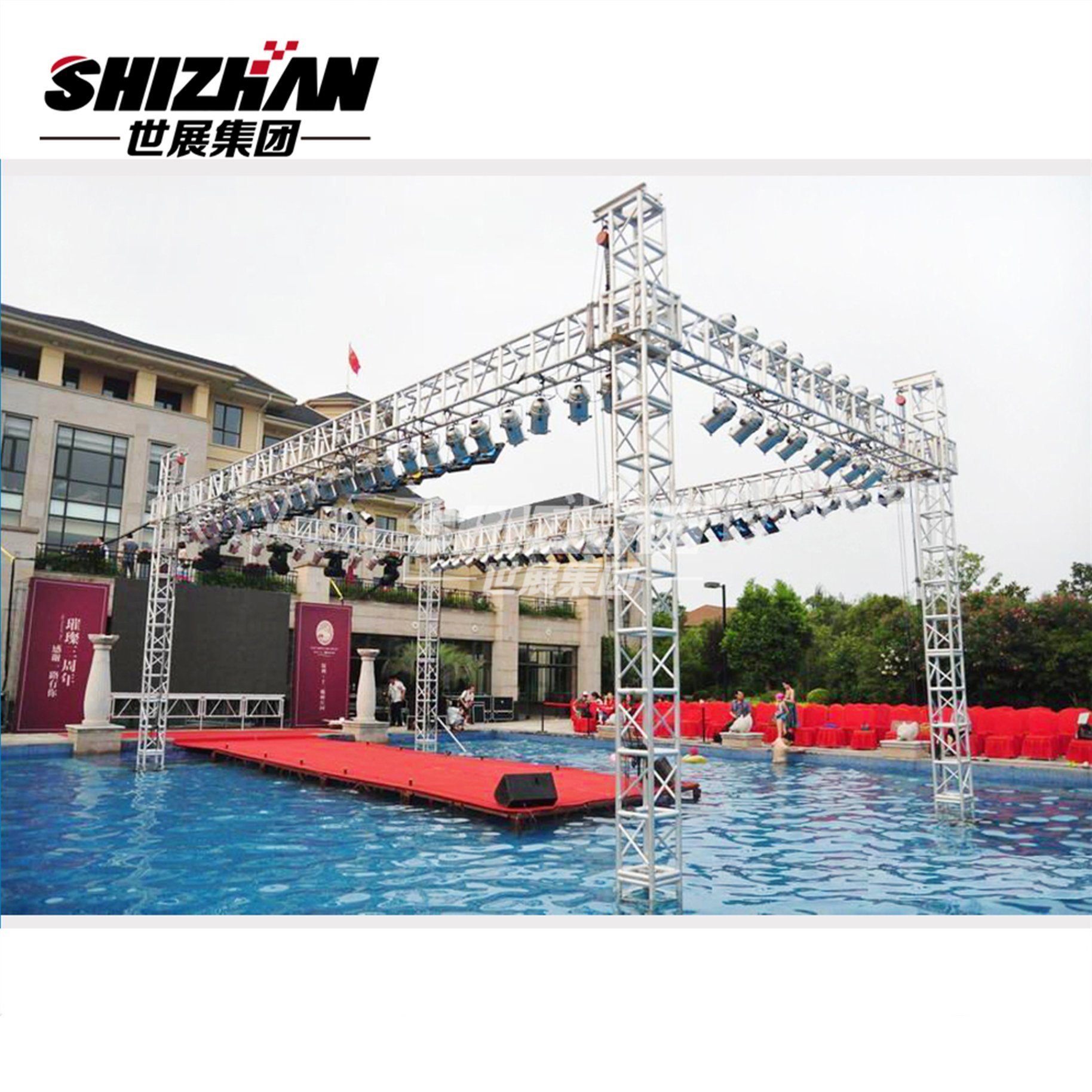 China Lighting Truss System, Lighting Truss System Wholesale,  Manufacturers, Price   Made-in-China com