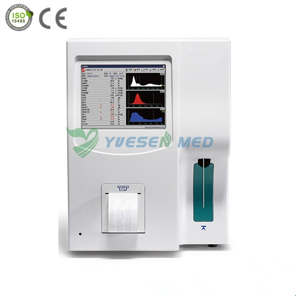 Medical Yste610 Fully Automatic Hematology Blood Analyzer pictures & photos