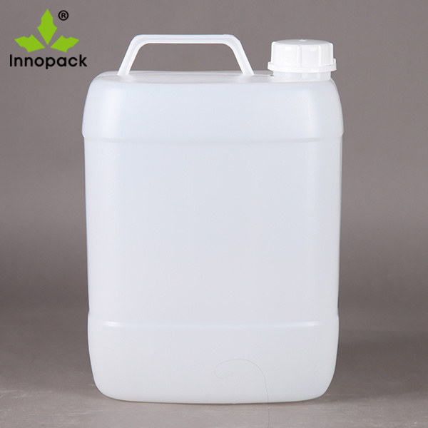China 5L 10L 20L 25L Plastic Oil Container /Drum/Bucket/Barrel, Transparent  HDPE Jerry Can for Industry Packing - China Jerry Can, HDPE Jerry Can
