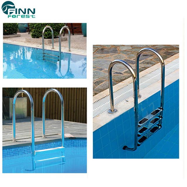 [Hot Item] Hot Sale Stainless Steel 304 Material Swimming Pool Ladder