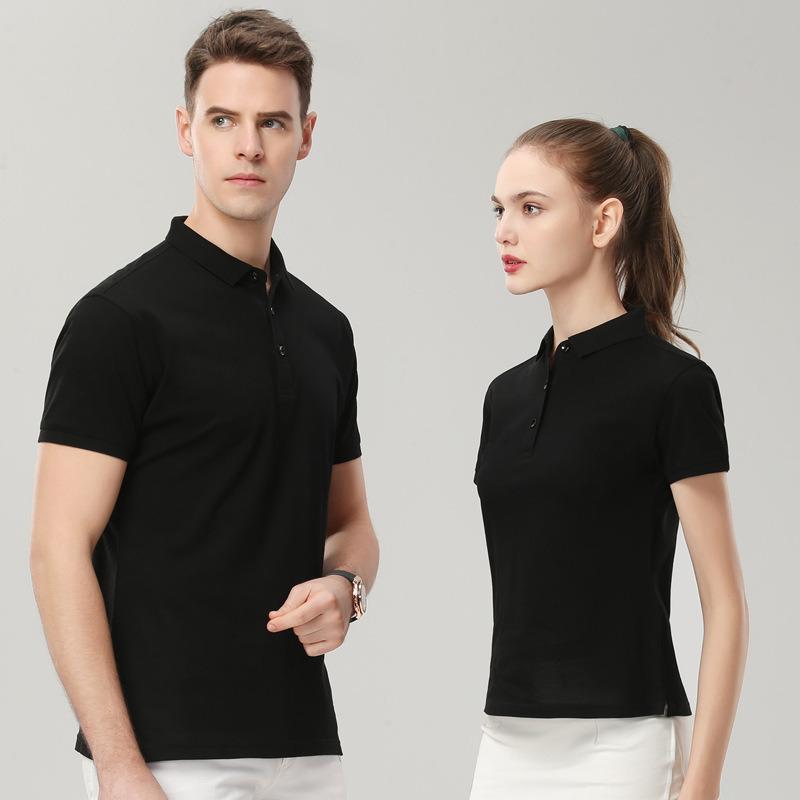 5d7d1f6cd China Bulk Wholesale Custom Printing Plain 100% Cotton Black Couples Polo  Shirts with Your Logo - China Polo Shirt, Mens Polo Shirt