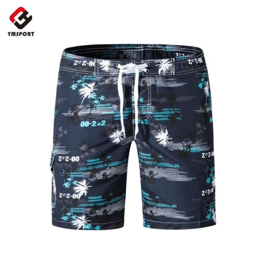 c99b81628acdc China OEM Men′s Swimwear Waterproof 100% Polyester Board Shorts - China  Swim Trunks, Board Shorts
