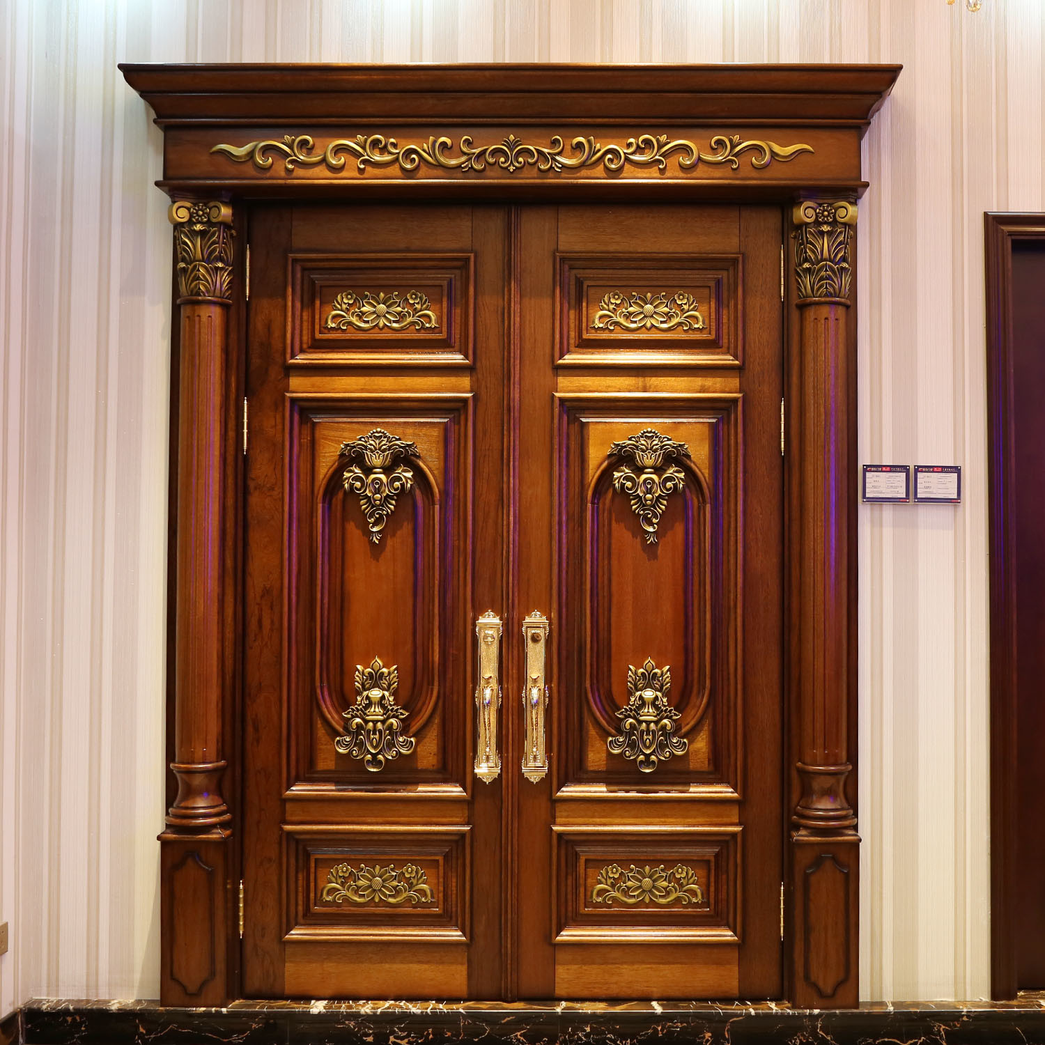 China Solid Wood Door Solid Wood Door Manufacturers Suppliers Price Made In Chinacom