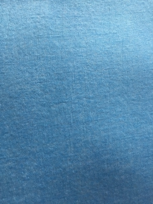 Blue Polyester Paint Roller Fabric