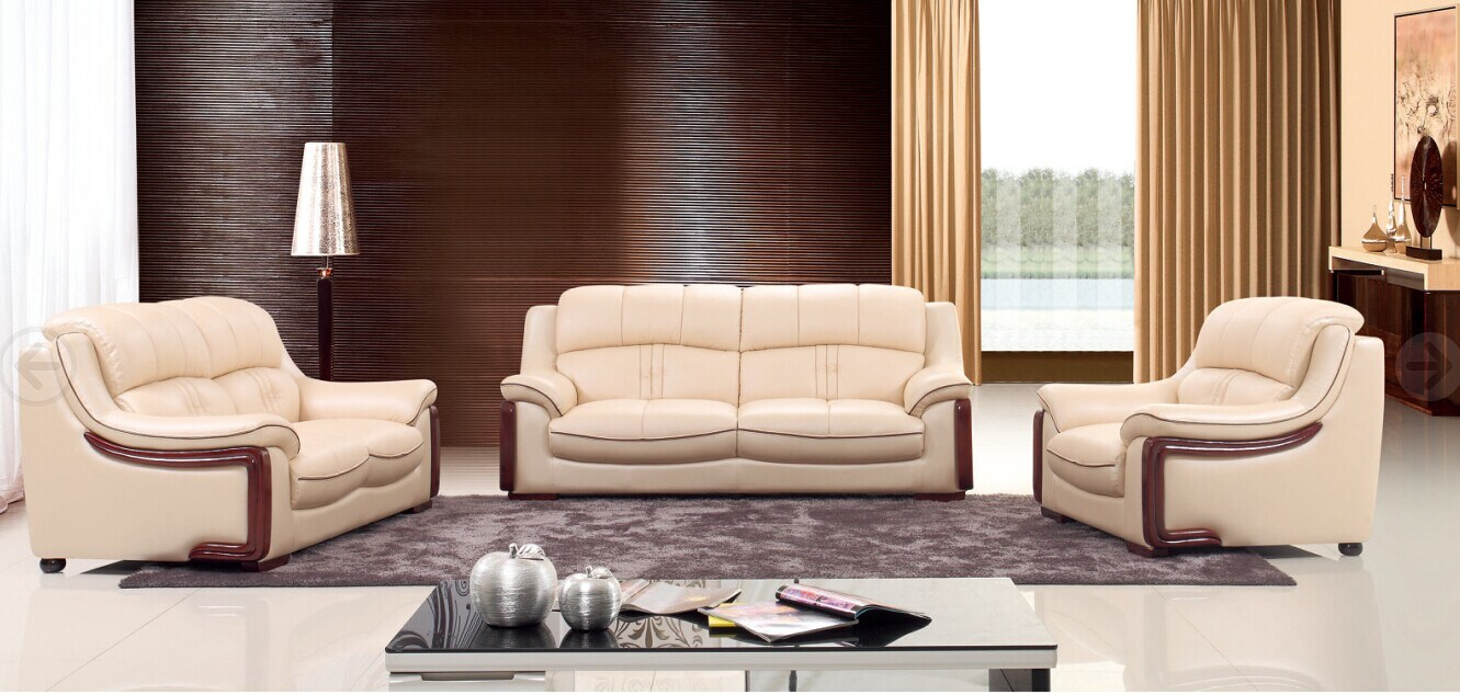 China Otobi Furniture Office Leather Sofa Photos & Pictures - Made-in-china.com