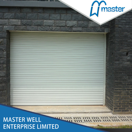 China Industrial Rolling Shutter Garage Doors Automatic Rolling