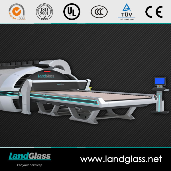 Landglass Building Flat Glass Tempering Machine pictures & photos