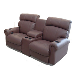 Ls 801 Leadcom Leather Theater Sofa Recliner