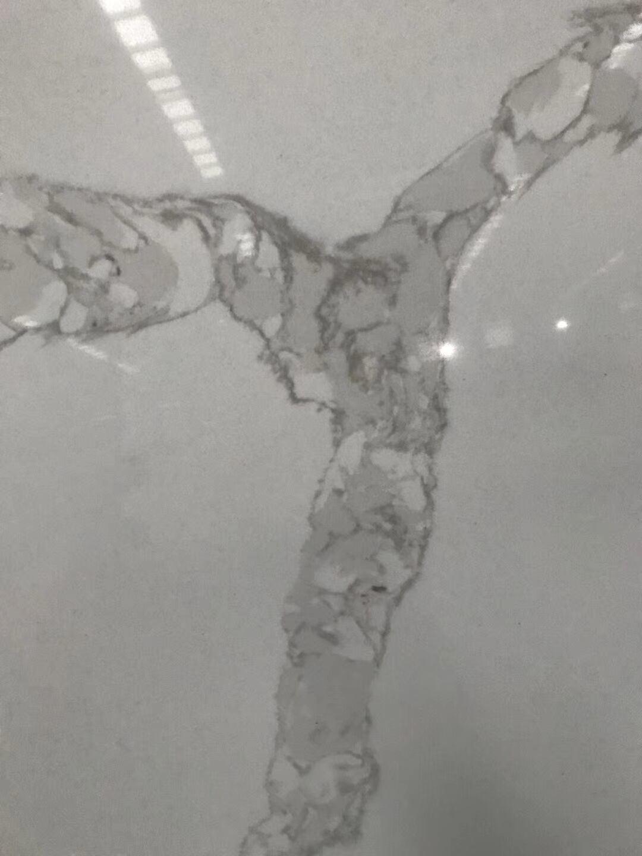 Asia Carrera Marble [hot item] white carrera artificial marble quartz stone slabs