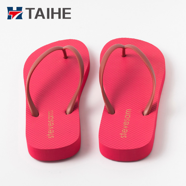5a6d843dff734e China Wholesale Custom Soft Rubber Foam Slippers Flip Flops for ...