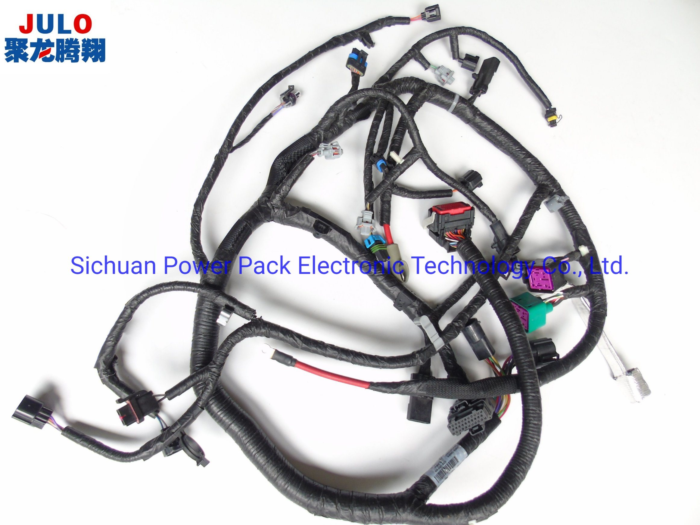 China for Ford Parts Engine Wiring Harness Assembly Photos & Pictures -  Made-in-china.comSichuan Power Pack Electronic Technology Co., Ltd.