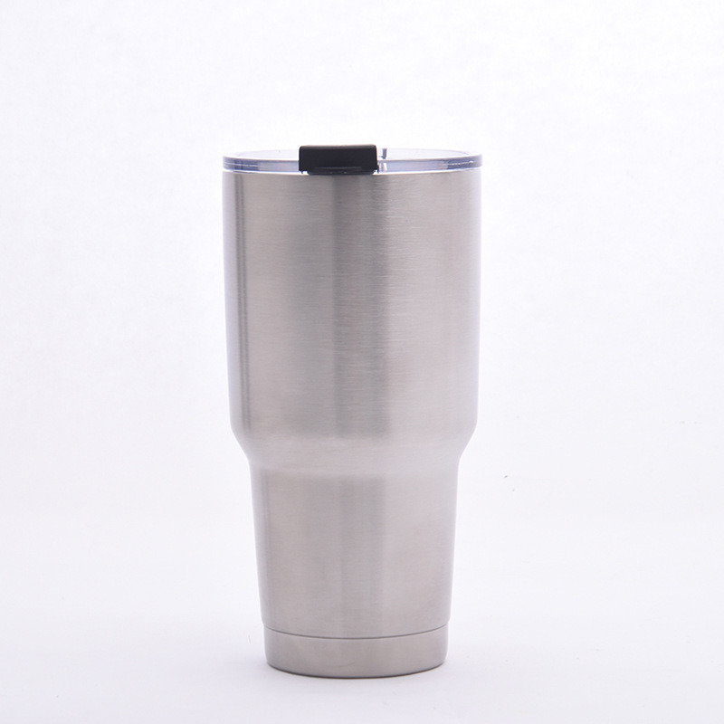 [Hot Item] High Quality Yeti Tumbler 20oz Rambler Coffee Mug Beer Mug Wine  Yeti Double Wall Tumbler