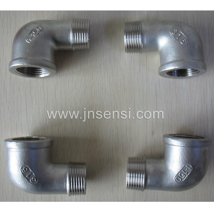 Casting Stainless Steel Screwed Fittings (Class 150, SP114)