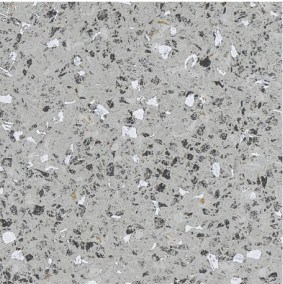 China Terrazzo Tile Porcelain Floor Tile with R11, Matt, Grip and