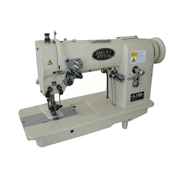 China Double Needle Hemstitching Picot Stitch Machine Japanese Enchanting Picot Stitch Sewing Machine