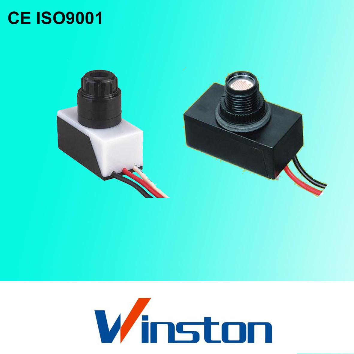 China Ryg Series 105 135v Photocontrol Sensor Inductive Proximity Switch Lm8 Electronic And