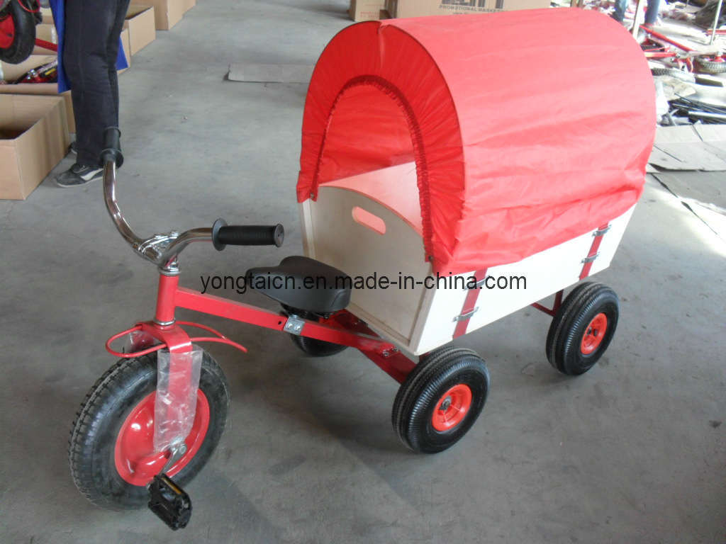 Children Tricycle Wagon (TC1803C-1)