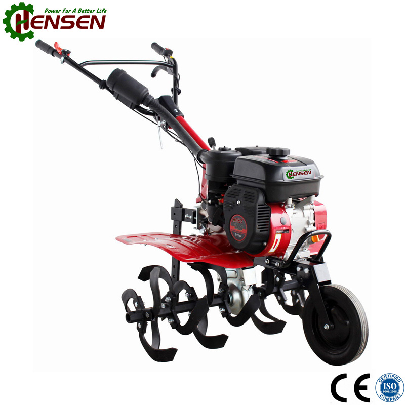 6.5HP Newly Designed Small Gasoline Tiller for Agricultural Purpose