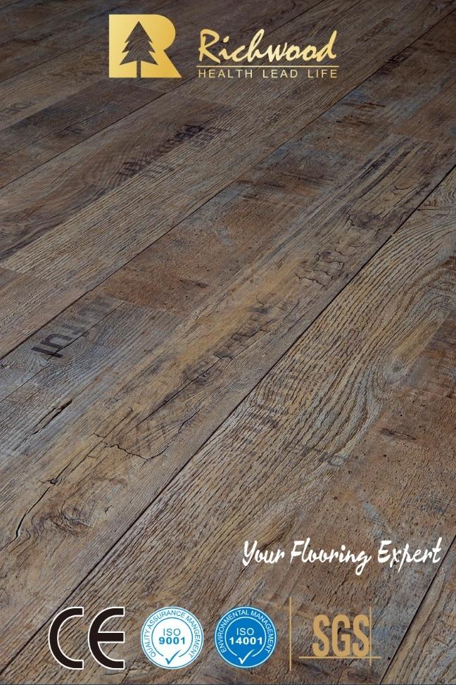 China Water Resistant 8mm Hdf Laminated Floor Laminate Flooring