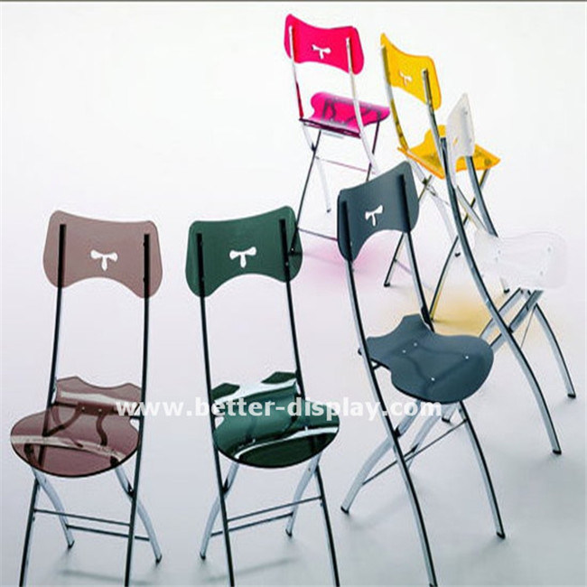 Acrylic Children Furniture for Babay Chair (BTR-Q3005)