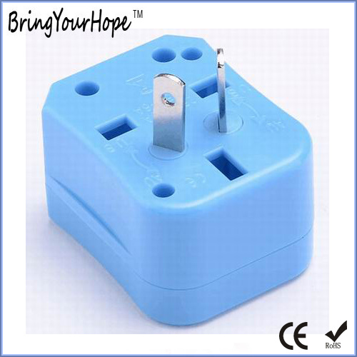 Poplular Au/EU/Us/UK Plug Universal Travel Adapter (XH-UC-020)