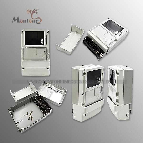 China Three-Phase Multi-Function Electronic Meter Case (MLIE-EMC088 ...
