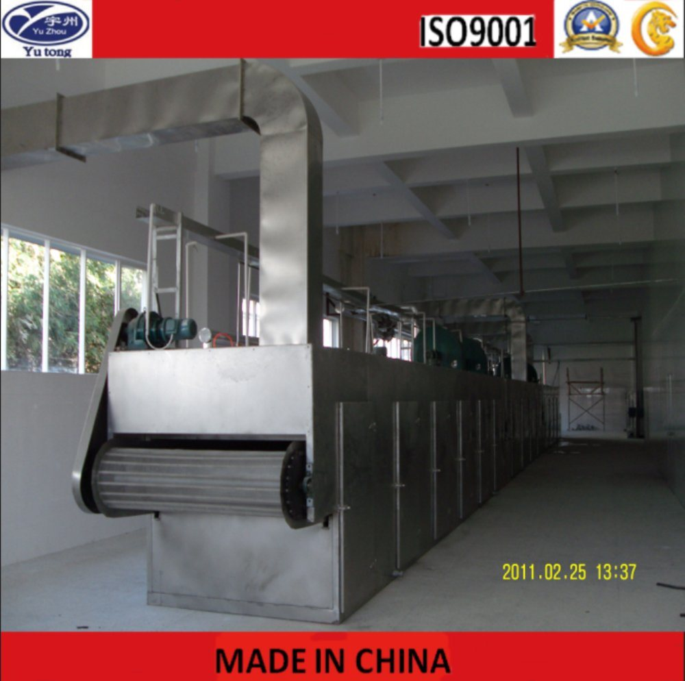 Dwc Multilayer Belt Dryer for Vegetables and Fruits pictures & photos