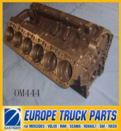 Om444 Cylinder Block For Mercedes Benz Spare Parts
