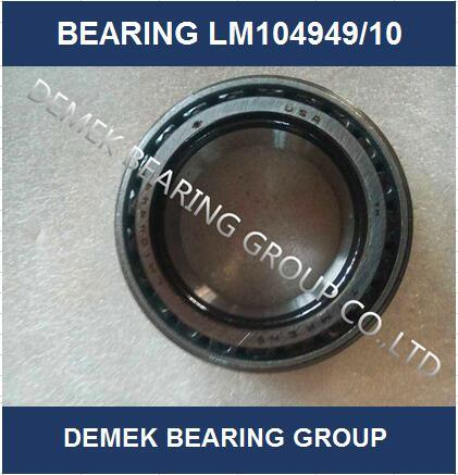 China Hot Sell Timken Inch Taper Roller Bearing Lm104949
