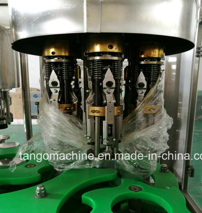 Complete Orange Juice Hot Filling Machine for Glass Bottle pictures & photos