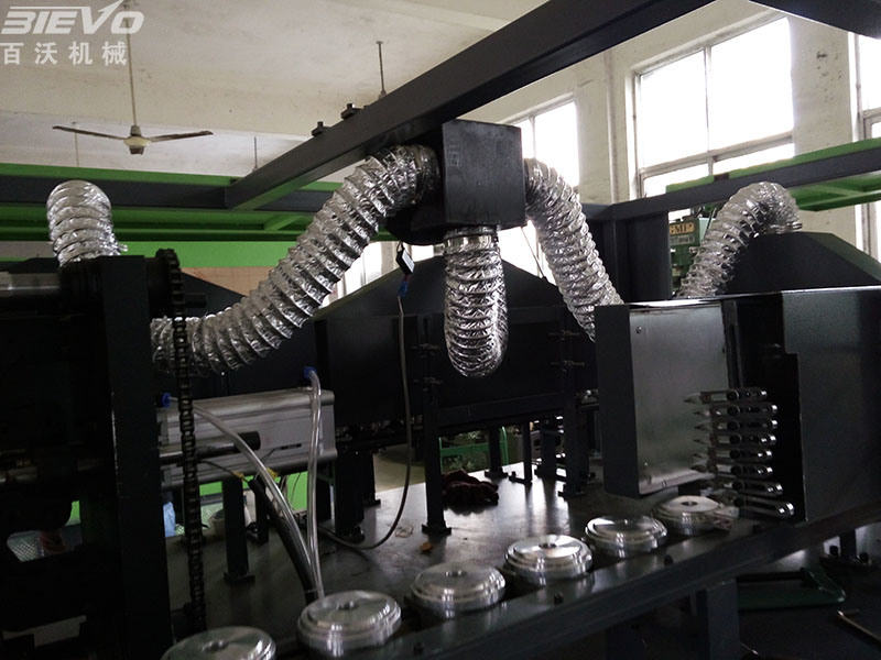 Ce Approved Pet Plastic Bottle Blow Moulding Machine
