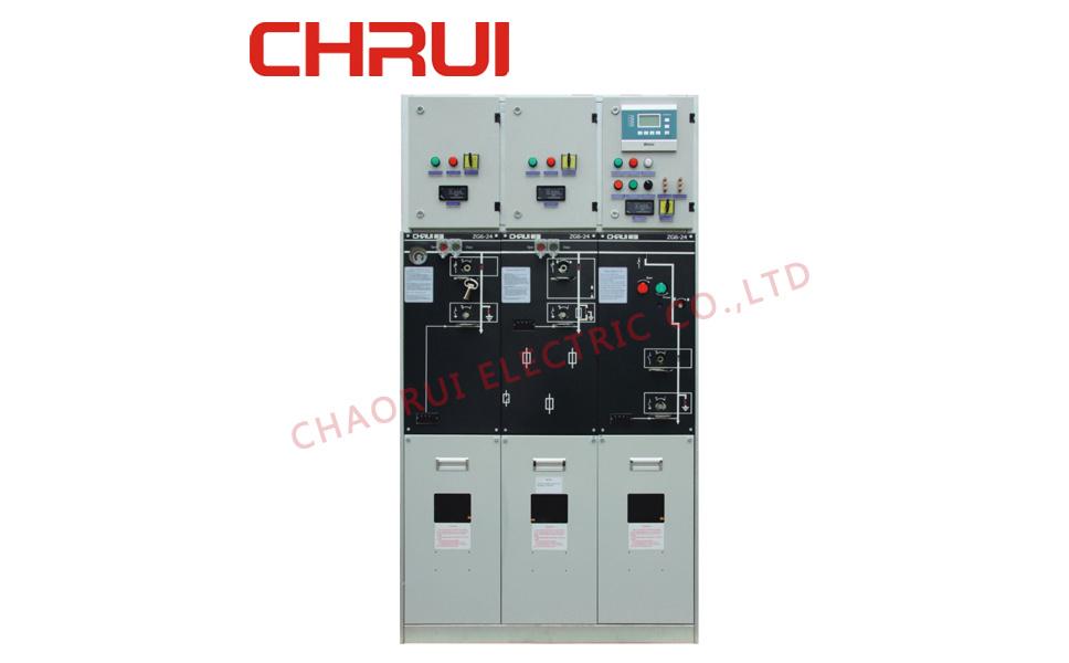 China 11kv & 24kv Distribution System Solid Insulated