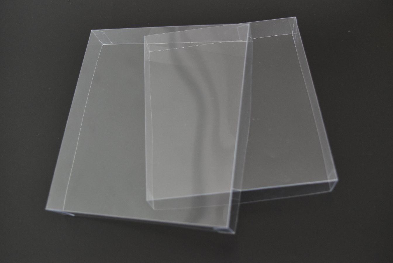 d3d52e5f61a China Customized PVC Clear Plastic Packaging Box - China PVC Boxes ...
