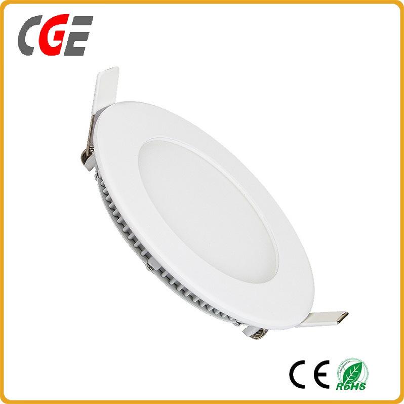 LED Panel 3W  6W 9W 12W 15W 18W  Light Recessed Ceiling Downlight 85V-265V