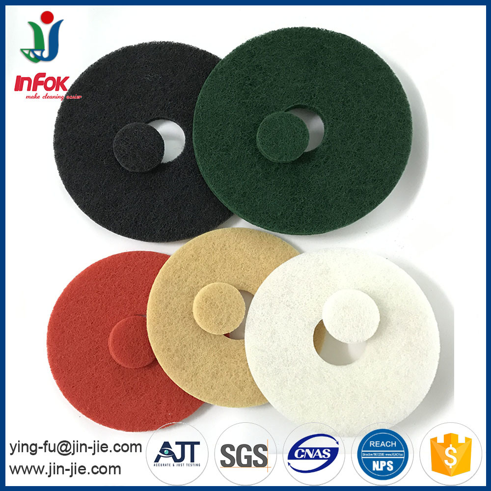 (YF-PP12) Floor Polishing Pad pictures & photos