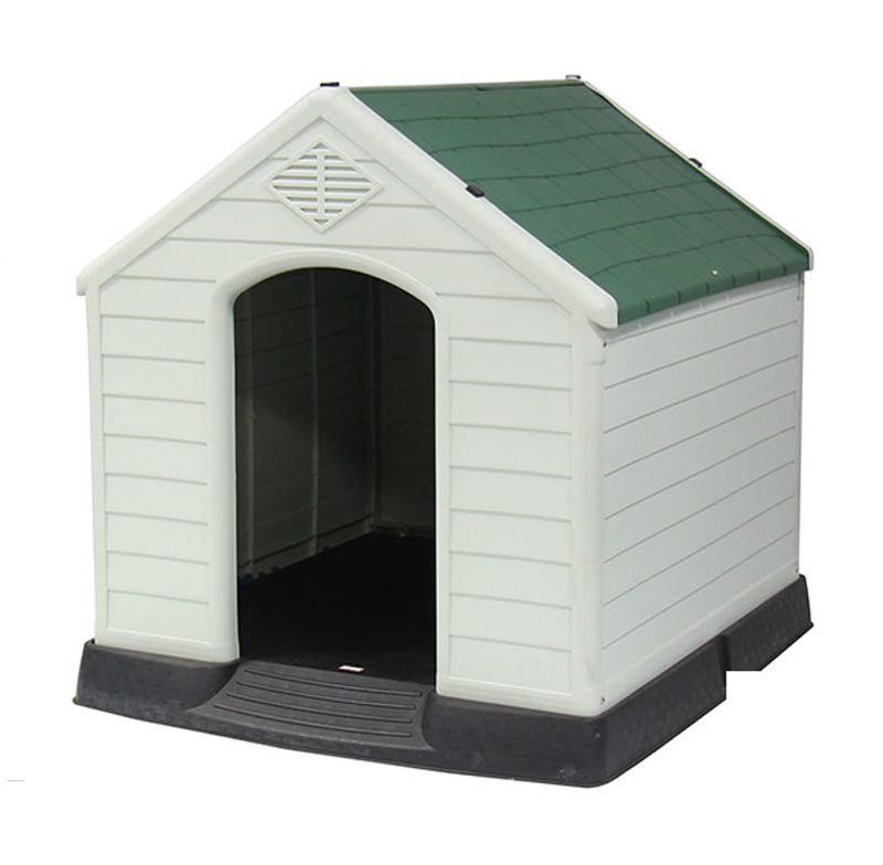 Plastic Outdoor Large Size Dog Kennel