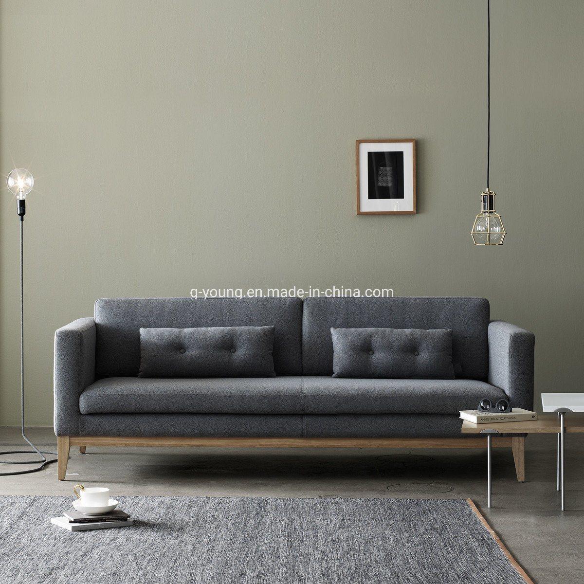 [Hot Item] Simple Sofa Set Home Furniture Living Room Sofa