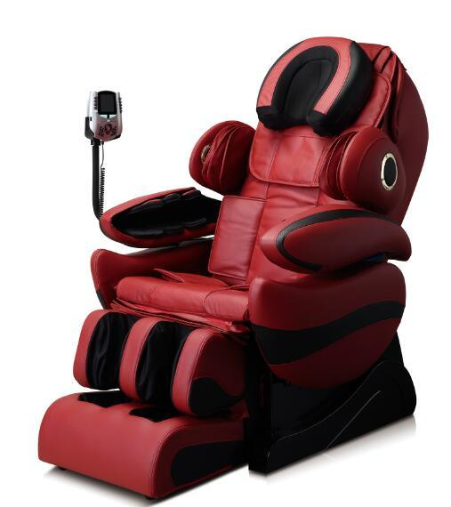 China Electric Deluxe Massage Chair Luxury Massage   China Luxury Massage  Chair, Deluxe Massage Chair
