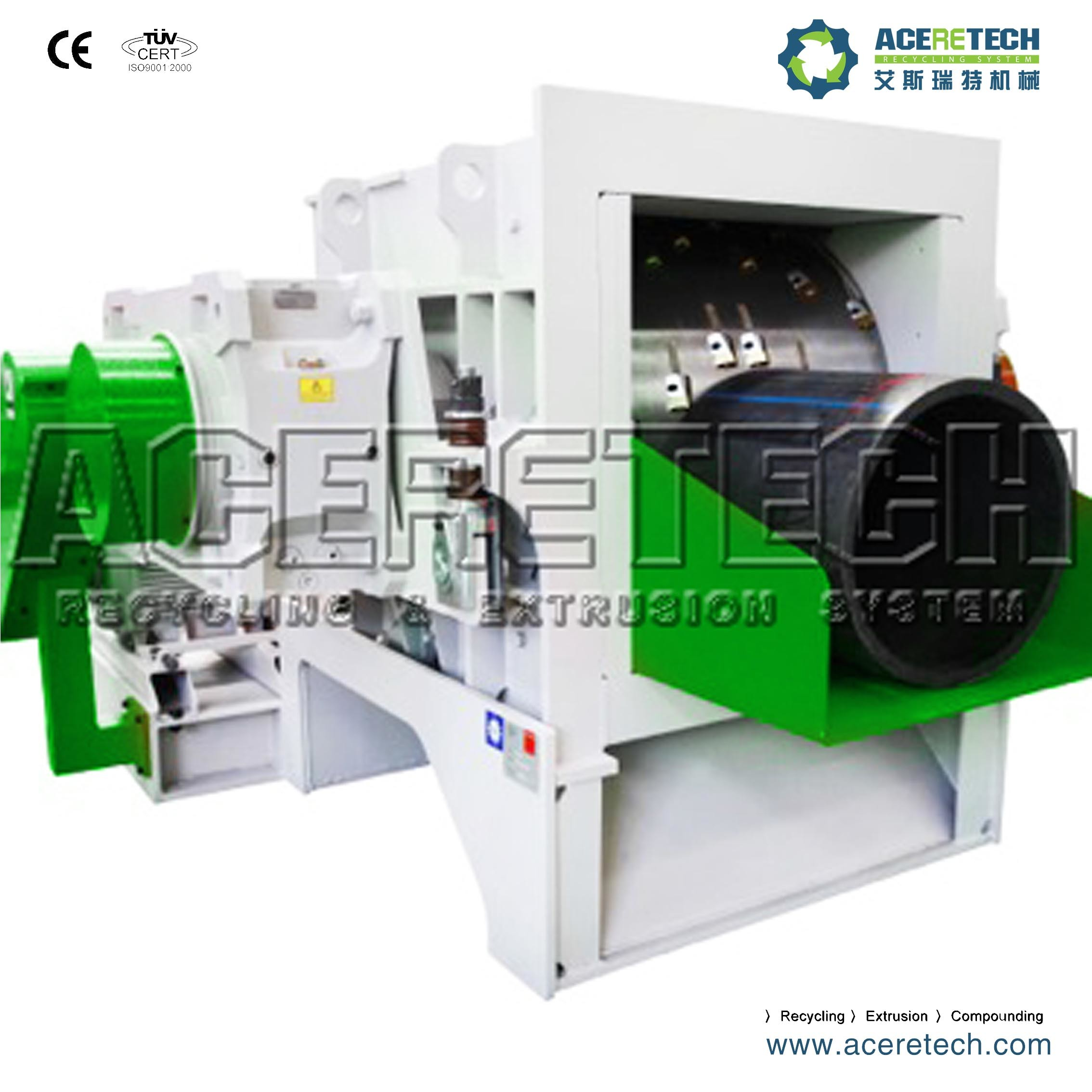 Single Shaft Pipe Shredder Machine pictures & photos