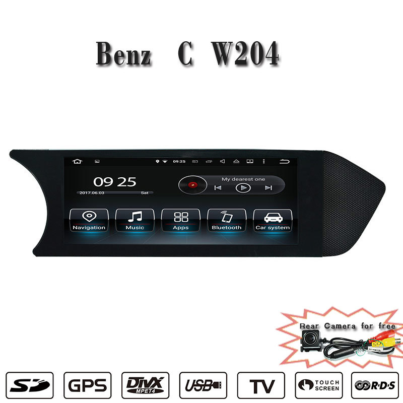 China Support Carplay Anti-Glare Android 5.1 DVD Player for C W204 ...