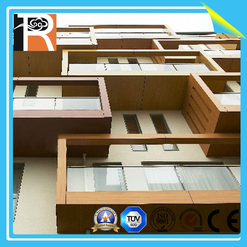 Woodengrain Waterproof Wall Panel (EL-16) pictures & photos