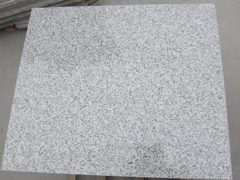 China Cheapest G603 Granite Pavers Stone Floor Tiles Slabs China