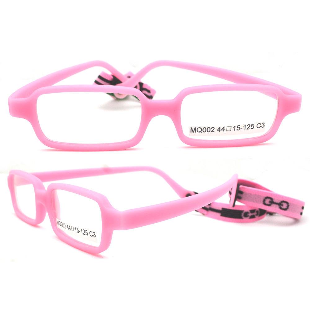 d7320fa8b7ba China New Fiber Glass Material Cute Kids Fashion Eyeglasses Frame (MQ002) -  China Optical Frame, Eyeglasses