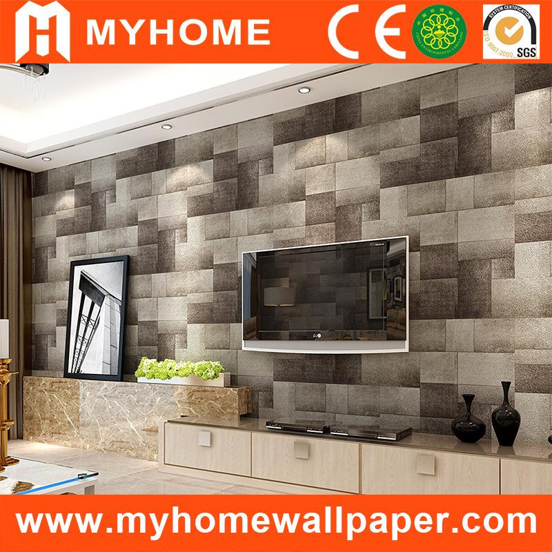 [Hot Item] Light Color Wallpaper for Living Room TV Background