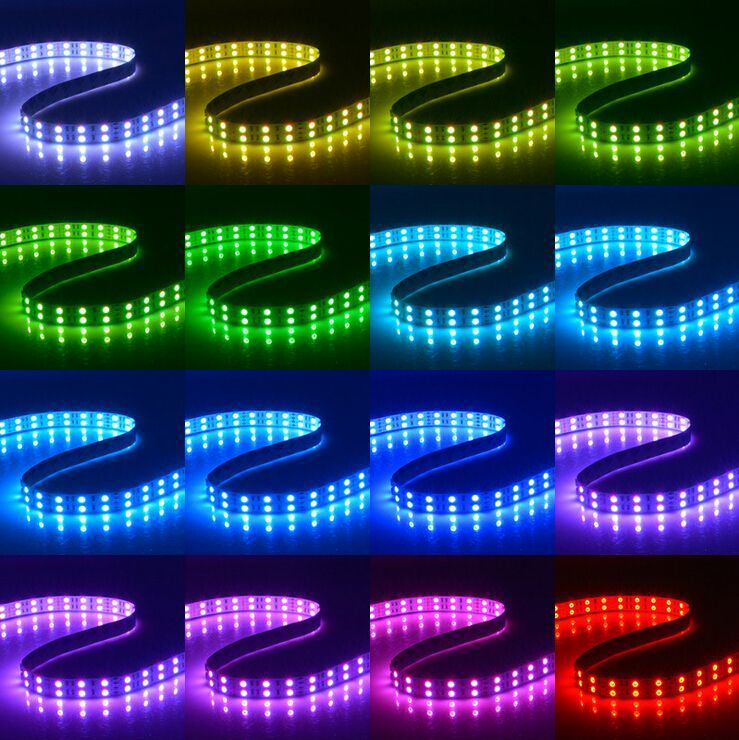 22W Ce and Rhos 120SMD5050 RGB LED Strip