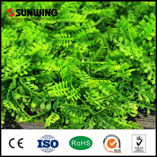 China Low Price Small Garden Fence Artificial Plant China