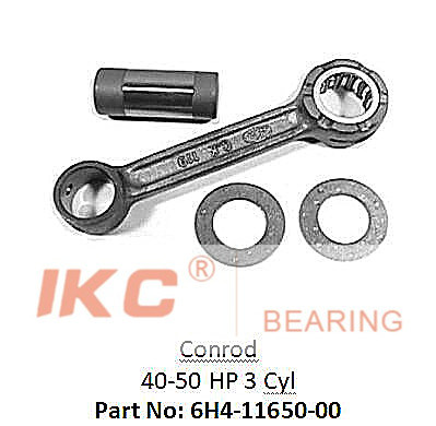 [Hot Item] YAMAHA 6h4-11650-00 Outboard Engine Con Rod Kits, Boat Motor  Connecting Rod, Conrod